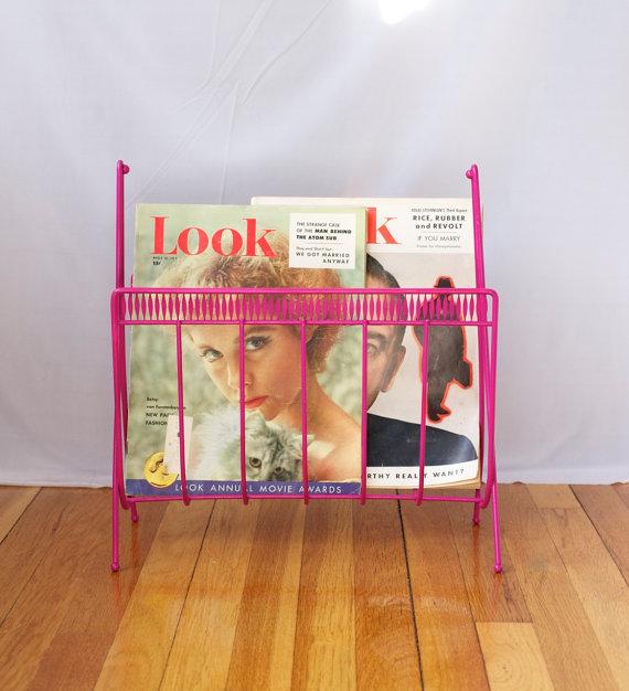 Magazine Holders   ear-marked